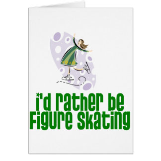 SkaterChick Rather Card
