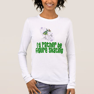 SkaterChick Rather Long Sleeve T-Shirt