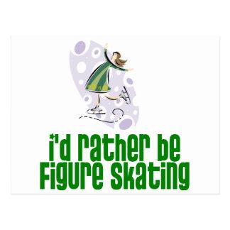 SkaterChick Rather Postcard