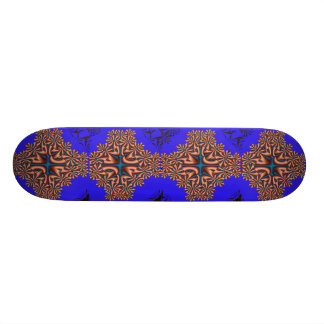 Skater's Cross Skateboard