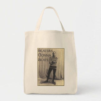 Skaters Gonna Skate... Canvas Bags