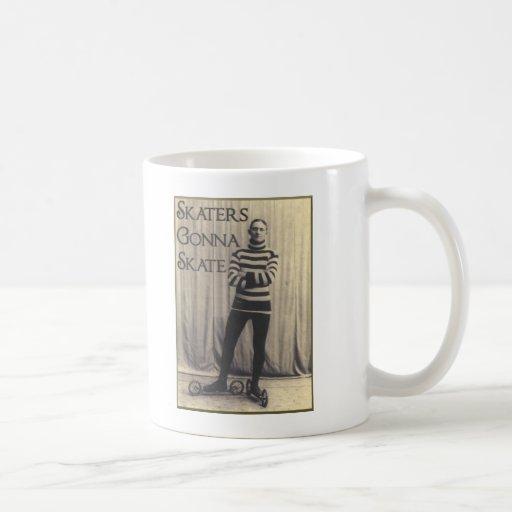 Skaters Gonna Skate... Coffee Mug