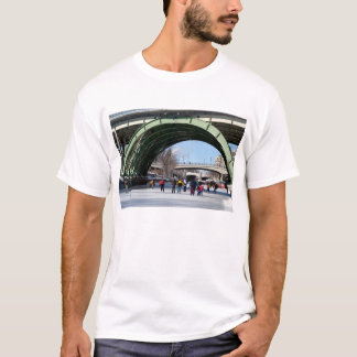 Skaters on the Rideau Canal T-Shirt