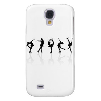 Skaters & Reflections Samsung Galaxy S4 Cover