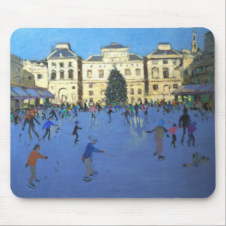 Skaters Somerset House 2012 Mouse Pad