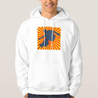 Skating and Boarding in the sun Hoodie