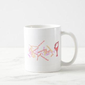 Skating Coffee Mug