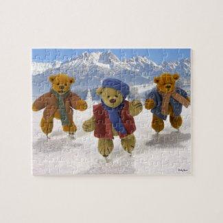 Skating Dinky Bears 2