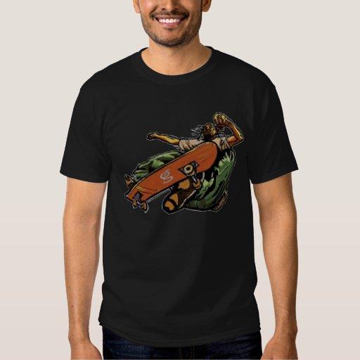 Skating Dread Man #2 T-Shirt