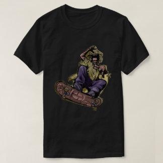 Skating Dread Man T-Shirt