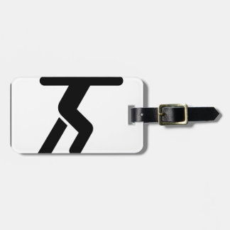 Skating Icon Bag Tag