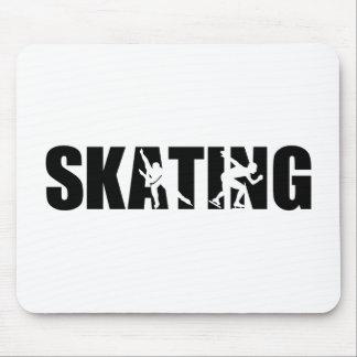 Skating Mouse Pad