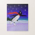 Skating Penguin Puzzle