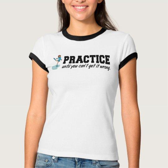 Skating Practice T-Shirt