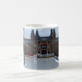 Skating rink, Museumplein, Amsterdam Coffee Mug