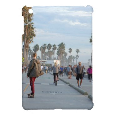 Beach Themed skating to venice beach cover for the iPad mini