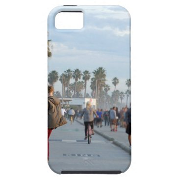 skating to venice beach iPhone SE/5/5s case