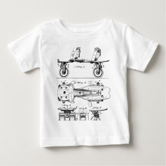 Skating USA Baby T-Shirt