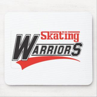 skating warriors design mouse pad