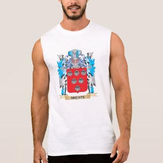 Skeats Coat of Arms - Family Crest Sleeveless T-shirt