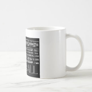 ¡Skeeball! Taza De Café