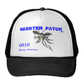 SKEETER PATCH USA , Searcy, Arkansas Hats