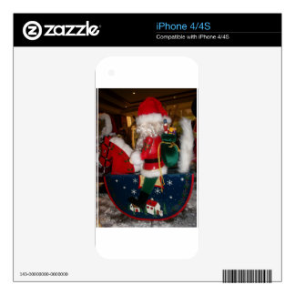 Skeezer Christmas With Snow happy holidays JPG Decals For The iPhone 4S