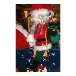 Skeezer Christmas With Snow happy holidays.JPG Stationery