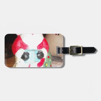Skeezer cute Santa Claus.JPG Bag Tag