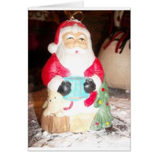 Skeezer cute Santa Claus.JPG Card