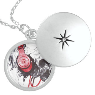 Skeezer Have a Nice Day and a Better Night Sterling Silver Necklace