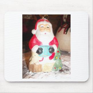Skeezer Papá Noel lindo .JPG Mousepad