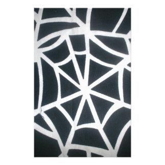 Skeezer White and Black Stripes Black and White St Stationery
