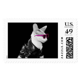 Skeezix the Cat Bad Boy Custom Stamps