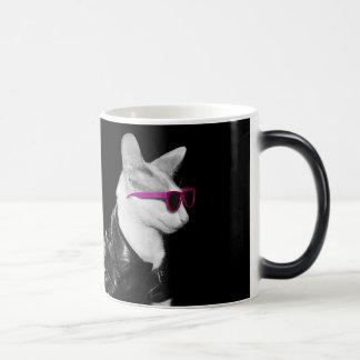 """Skeezix the Cat """"Bad Boy"""" Mug"""