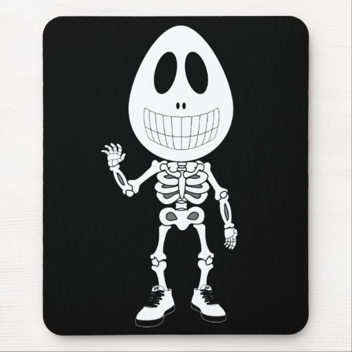 Skeggeton Pad Mousepad