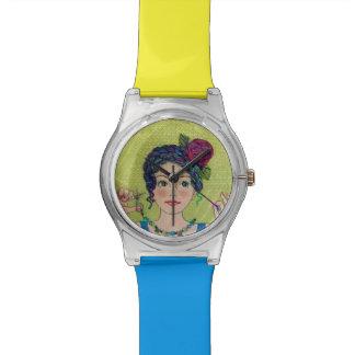 Skein Head Trendy Watch! Wristwatches