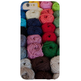 Skeins of yarn barely there iPhone 6 plus case