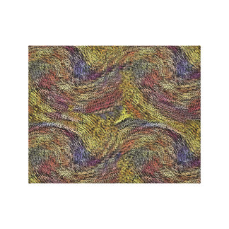 Skeins of Yarn Canvas Print