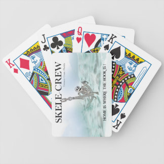 Skele-Crew Deck of Cards! Bicycle Playing Cards