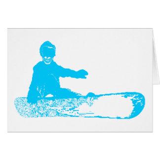 skeleboarder. card
