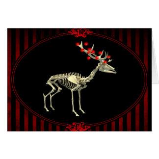 SkeleDeer card