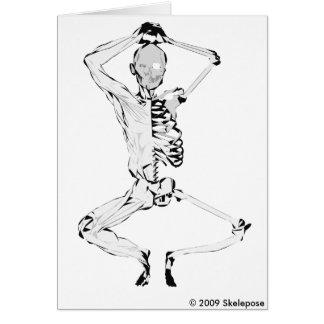 Skelepose Acessories Card