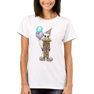 Skeletal Clown T-Shirt