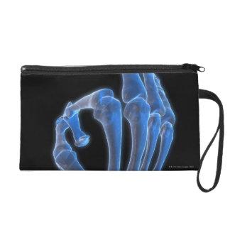 Skeletal Hand Gesture Wristlet