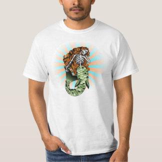 Skeletal Mermaid T-Shirt