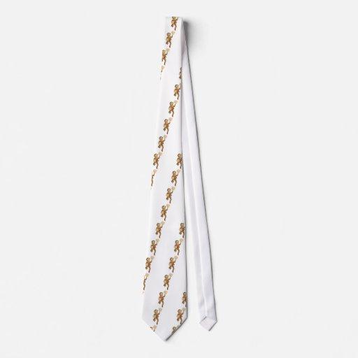 Skeletal Paperboy Tie