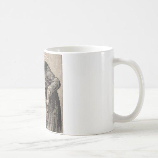 Skeletal Penny Saver Coffee Mug