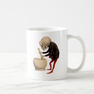Skeletal Pharmacy Coffee Mug