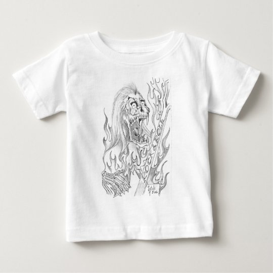 Skeletal: Rock & Roll Baby T-Shirt